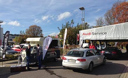 Audi q7 leasing angebot